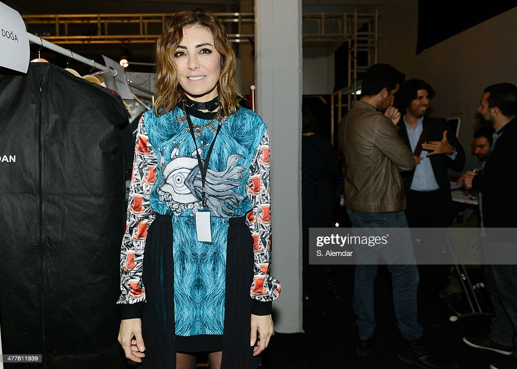 VIP Guests: Day 1 - MBFWI Presented By American Express Fall/Winter 2014