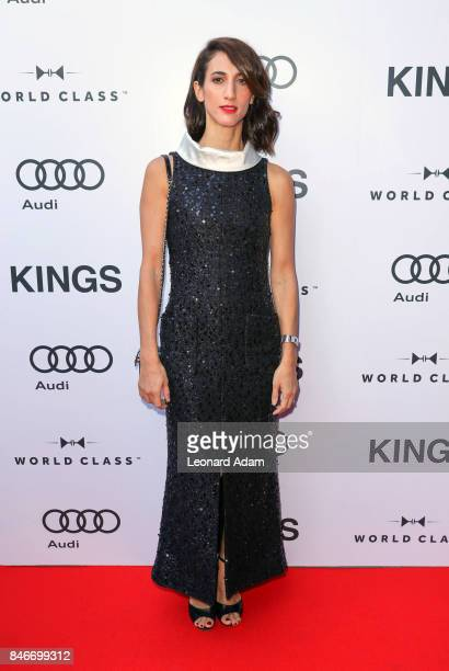 Deniz Gamze Erguven attends 'Kings' premiere party hosted by Diageo World Class Canada and Audi at Bisha Hotel Residences in Toronto