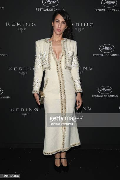 Deniz Gamze Erguven attends the Women in Motion Awards Dinner presented by Kering and the 71th Cannes Film Festival at Place de la Castre on May 13...