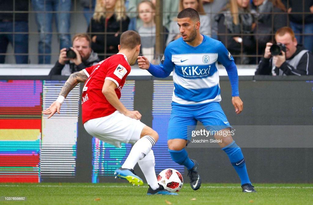 Unterhaching Meppen