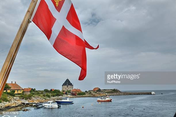 Denmark Christianso Island 4th August 2014 Christianso is a part of small Ertholme archipelago on the Baltic Sea about 10 mM on the East from...