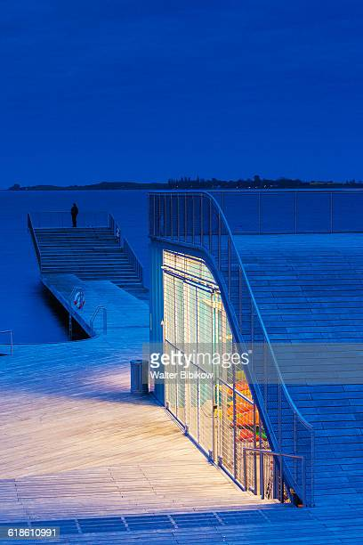 denmark, funen, exterior - funen stock pictures, royalty-free photos & images