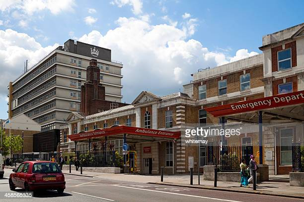 Denmark Hill and King's College Hospital, London