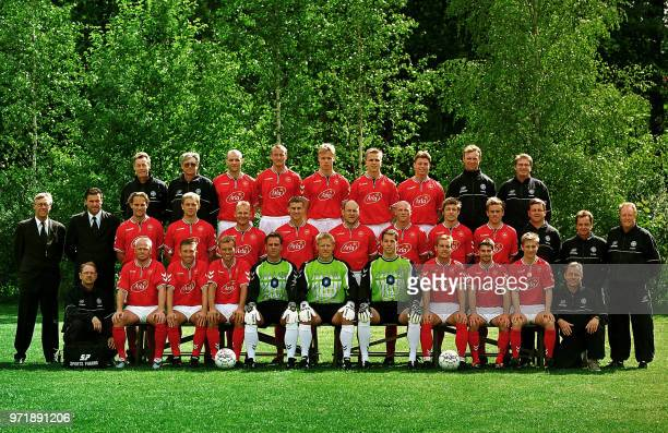 Denmark open their Euro 2000 championship challenge tomorrow in Bruges when they face the reigning world soccer champions France in a Group D game in...