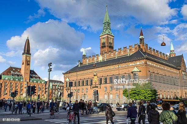 Denmark, Zealand, Copenhagen, Exterior