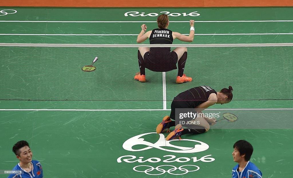 Badminton - Olympics: Day 11