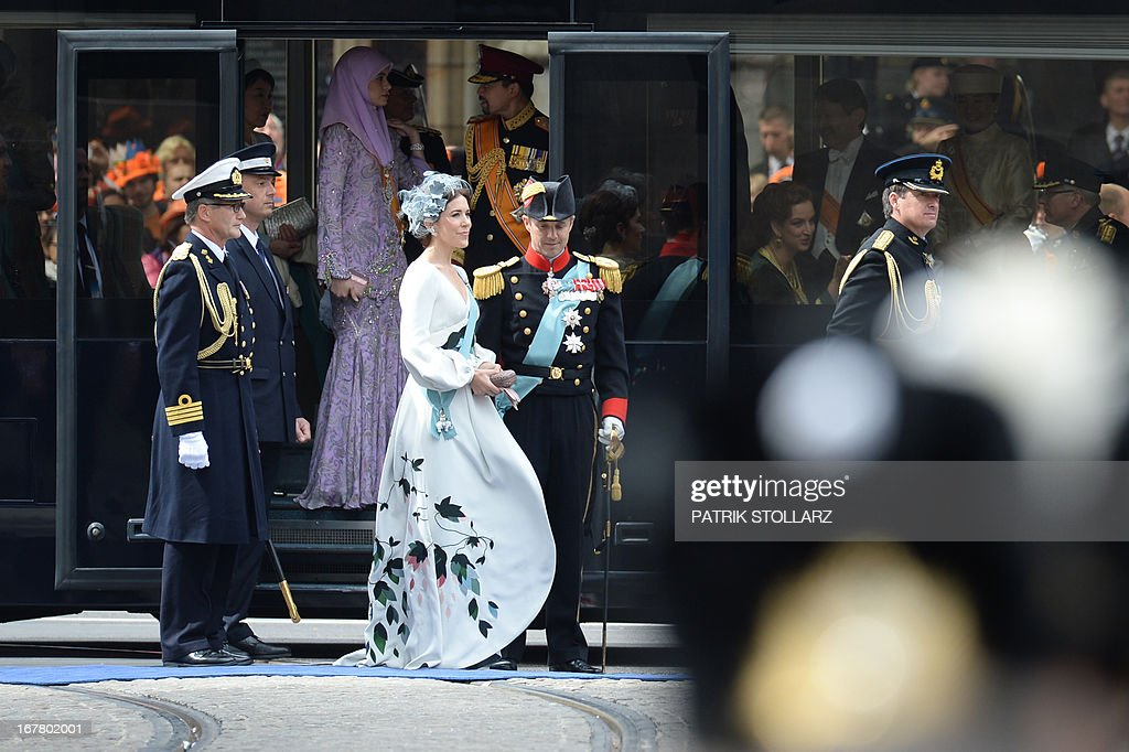 NETHERLANDS-ROYAL : News Photo