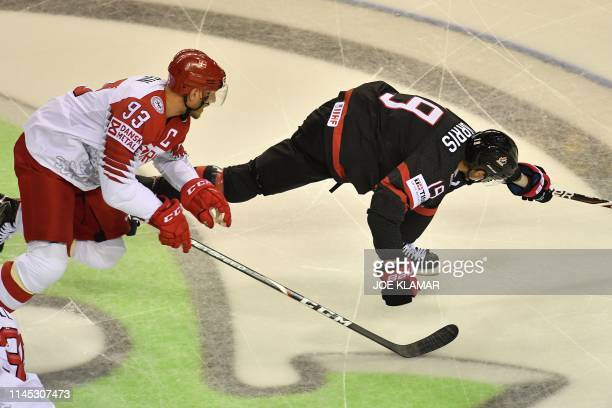 SVK: Canada v Denmark: Group A - 2019 IIHF Ice Hockey World Championship Slovakia