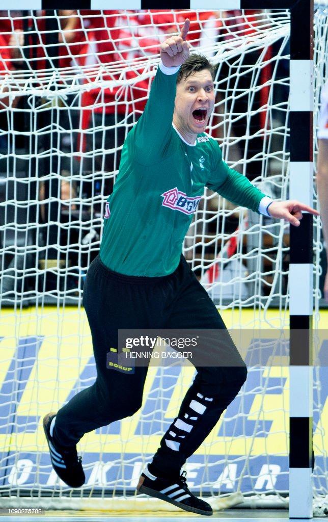 59b4df0ec97f0b Denmark s goalkeeper Niklas Landin Jacobsen reacts during the IHF ...