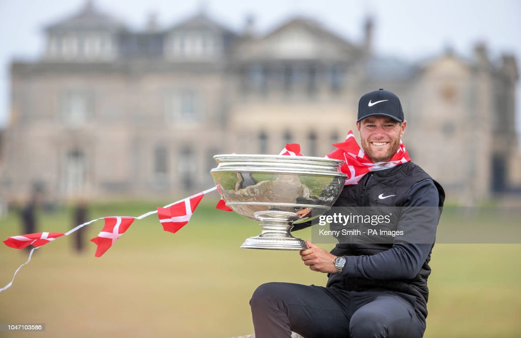 2018 Alfred Dunhill Links Championship - Day Four - The Old Course : News Photo