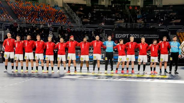 UNS: Denmark  v Argentina - IHF Men's World Championships Handball 2021
