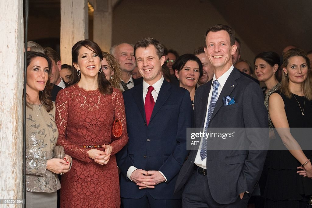 DENMARK-ICELAND-POLITICS-ROYALS-DIPLOMACY : News Photo