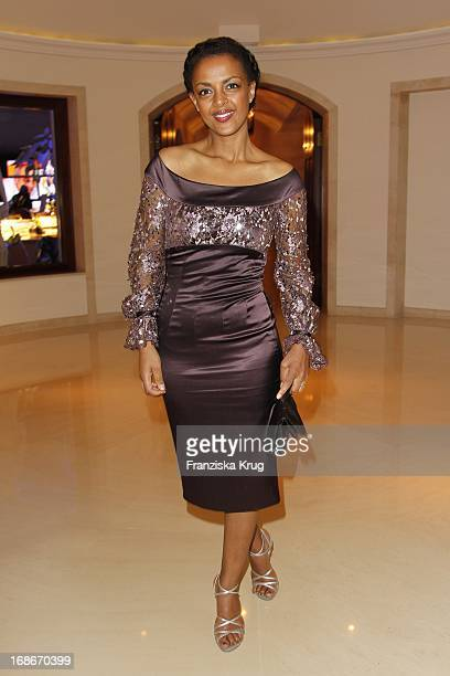 Dennenesch Zoudé at the 10th Anniversary Of The Felix Burda Award at Hotel Adlon in Berlin