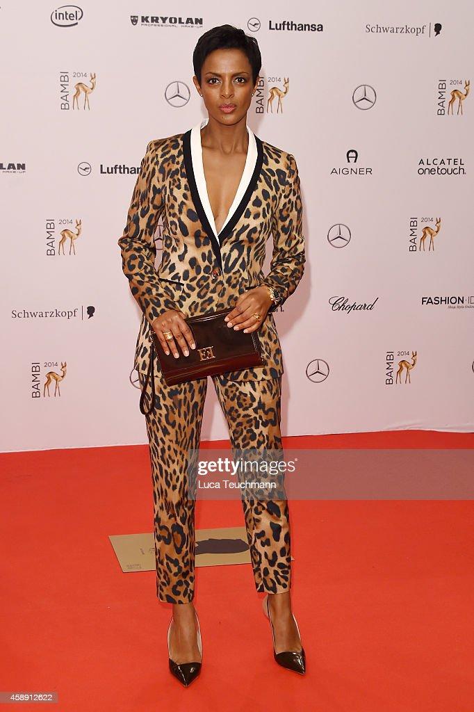 Kryolan At The Bambi Awards 2014