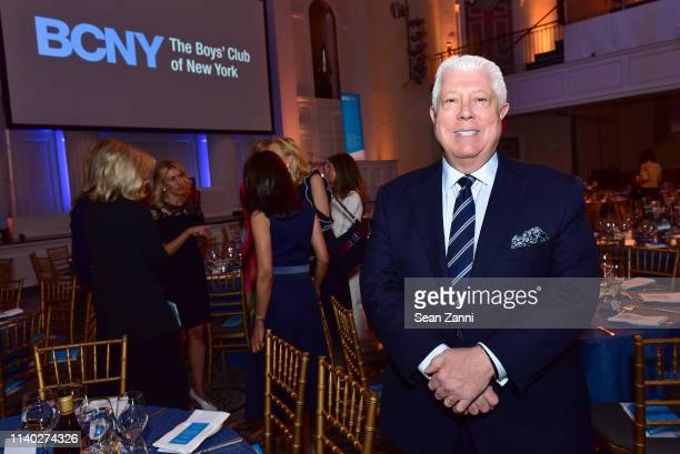 Dennis Basso attends the BCNY Annual Luncheon at 583 Park Avenue on April 03 2019 in New York City