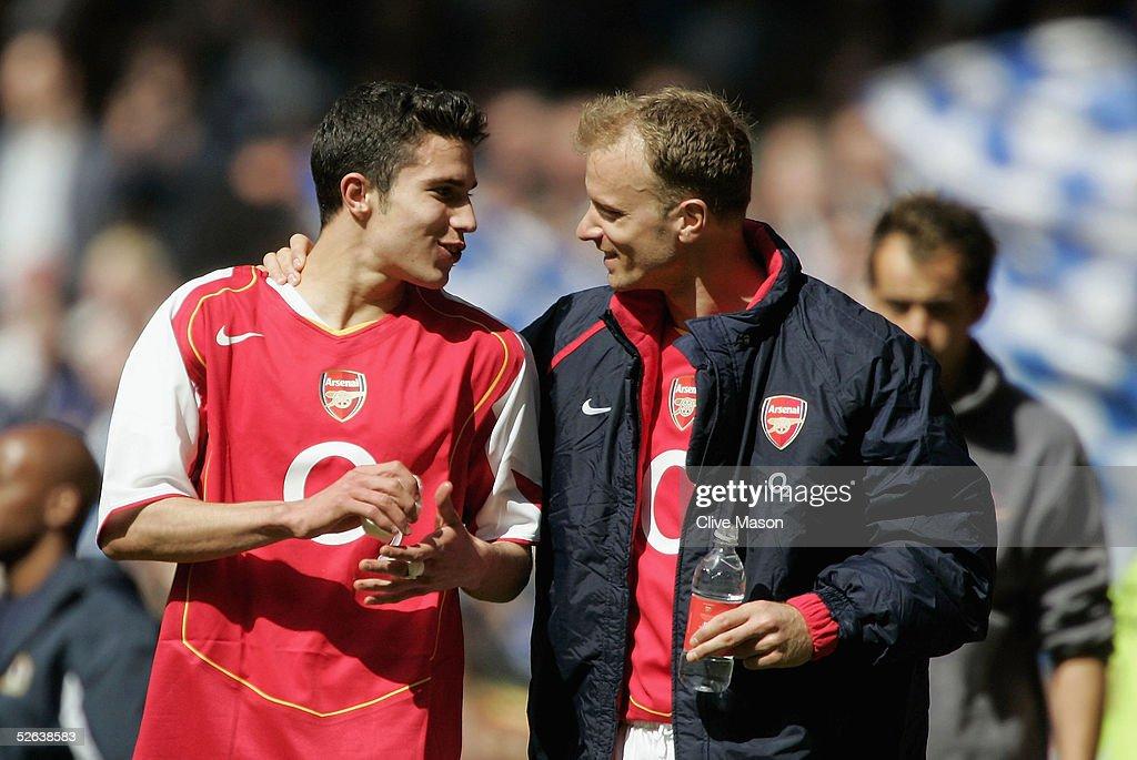 FA Cup Semi-Final - Arsenal v Blackburn Rovers : News Photo