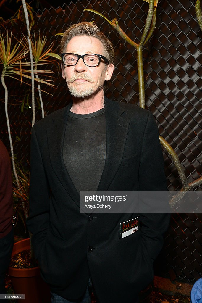 Dennis Christopher attends the opening night of 'Assisted Living' at The Odyssey Theatre on April 5, 2013 in Los Angeles, California.