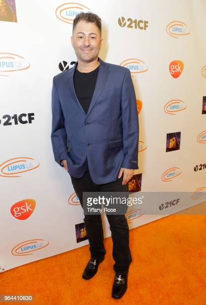 Dennis DeSantis attends the Lupus LA 2018 Orange Ball at the Regent Beverly Wilshire Hotel on May 3 2018 in Beverly Hills California
