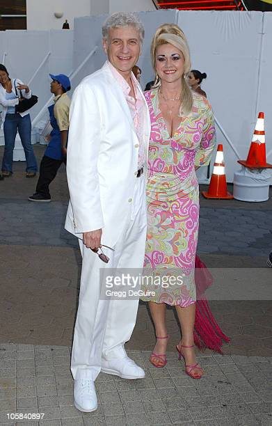 Dennis DeYoung and wife Suzanne during 'The Perfect Man' Los Angeles Premiere Arrivals at Universal Studios Cinema at City Walk in Universal City...
