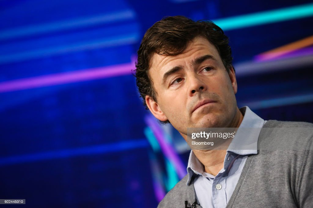 Flow Traders Co-Chief Executive Officer Dennis Dijkstra Interview : News Photo