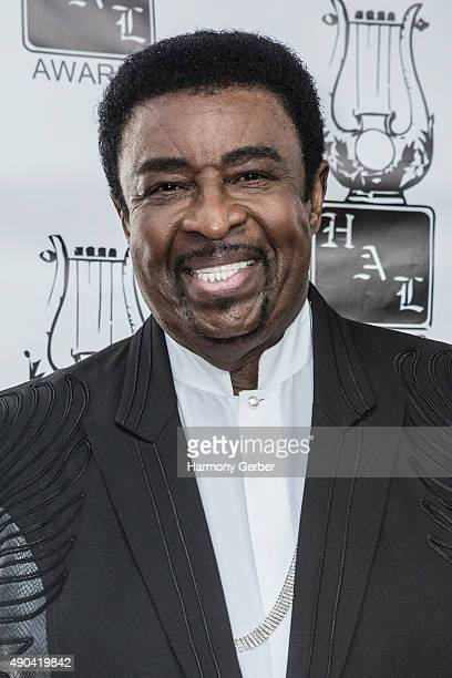 Dennis Edwards attends the 26th Annual Heroes and Legends Awards at Beverly Hills Hotel on September 27, 2015 in Beverly Hills, California.