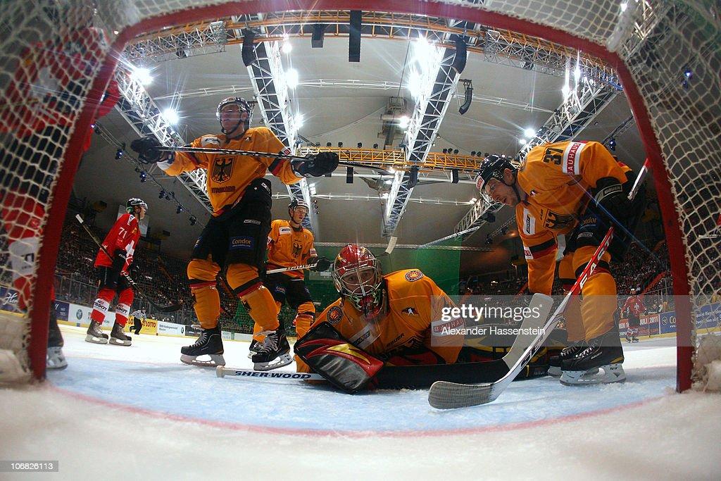 German Ice Hockey Cup 2010