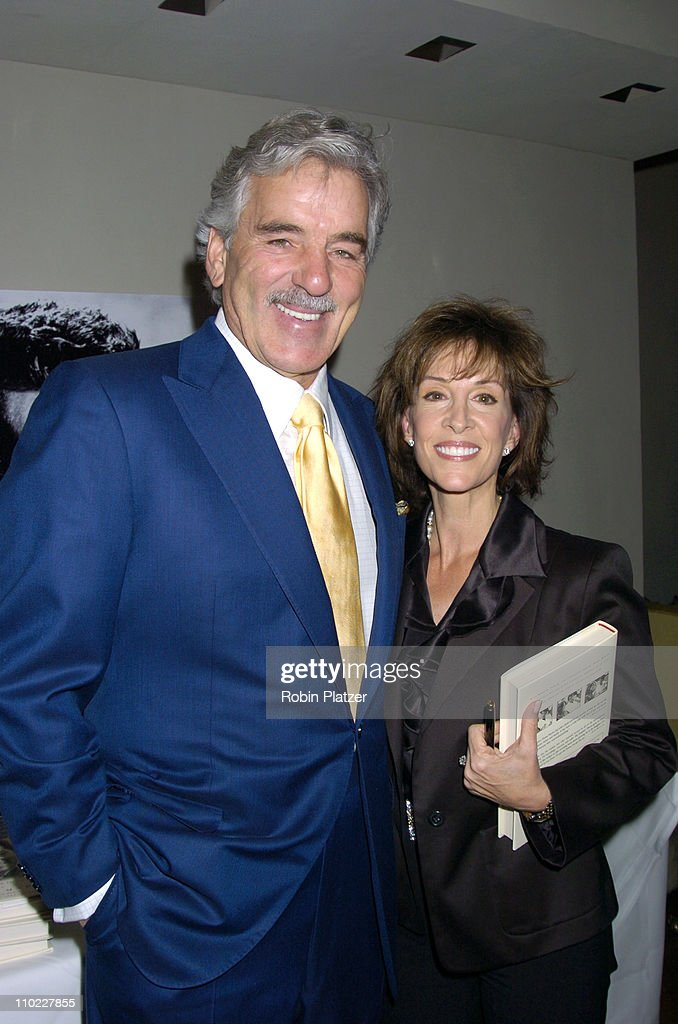 """Deana Martin Book Party for """"Memories Are Made of This: Dean Martin Through His Daughter's Eyes"""" : News Photo"""