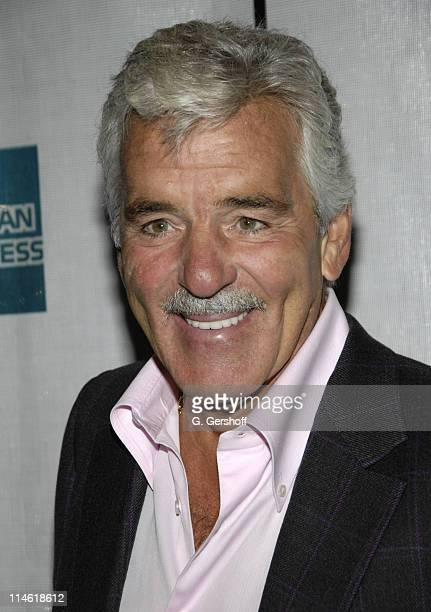 """Dennis Farina during 6th Annual Tribeca Film Festival - """"You Kill Me"""" Premiere - Inside Arrivals at Clearview Chelsea West Cinemas in New York City,..."""