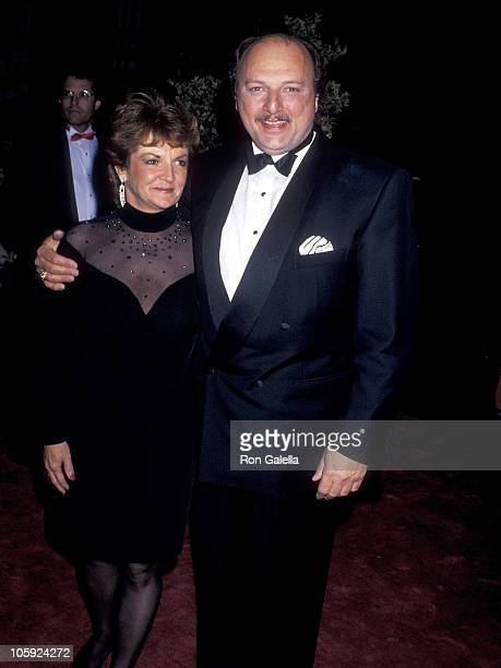Dennis Franz and Joanie Zeck during 20th Annual People's Choice Awards at Sony Studios in Culver City California United States