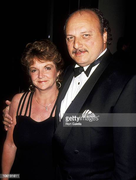Dennis Franz and Joanie Zeck during 46th Annual Writers Guild Awards at Beverly Hilton Hotel in Beverly Hills, California, United States.