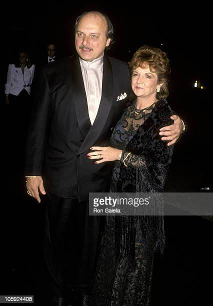 Dennis Franz and Joanie Zeck during 5th Annual Fire and Ice Ball to Benefit Revlon UCLA Women Cancer Center at 20th Century Fox Studios in Century...