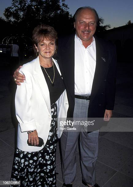 Dennis Franz and Joanie Zeck during ABC Summer TCA Press Tour at RitzCarlton Hotel in Pasadena California United States