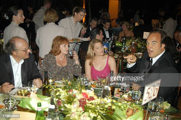 Dennis Franz wife Joanie Zeck James Belushi and wife Jennifer Sloan