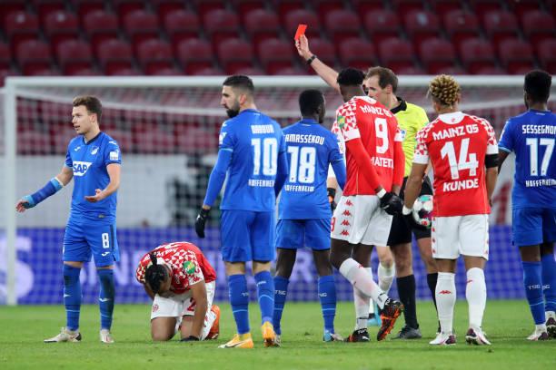 DEU: 1. FSV Mainz 05 v TSG Hoffenheim - Bundesliga