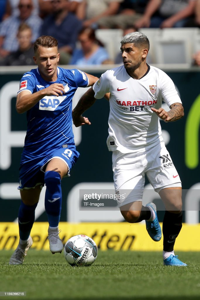 TSG 1899 Hoffenheim v Sevilla FC - Pre-Season Friendly : Fotografía de noticias