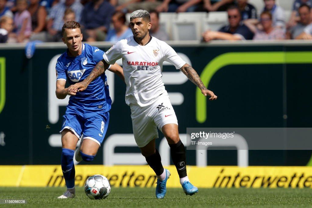 TSG 1899 Hoffenheim v Sevilla FC - Pre-Season Friendly : Nachrichtenfoto
