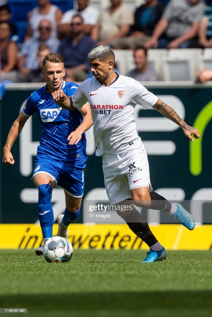 TSG 1899 Hoffenheim v Sevilla FC - Pre-Season Friendly : News Photo