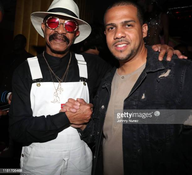 Dennis Graham and Jay Andino attend the 9th Annual Mark Pitts And Bystorm PostBET Awards Celebration on June 23 2019 in West Hollywood California