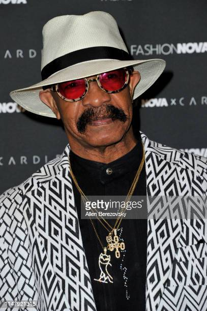 Dennis Graham attends Fashion Nova x Cardi B Collection launch party at Hollywood Palladium on May 08 2019 in Los Angeles California