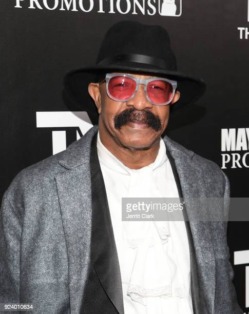 Dennis Graham attends Floyd Mayweather's 41st Birthday Party at The Reserve on February 24 2018 in Los Angeles California