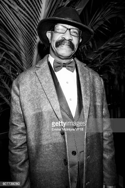 Dennis Graham attends the 2018 Vanity Fair Oscar Party hosted by Radhika Jones at Wallis Annenberg Center for the Performing Arts on March 4 2018 in...