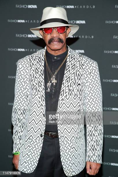 Dennis Graham attends the Fashion Nova x Cardi B Collection Launch Party at Hollywood Palladium on May 08 2019 in Los Angeles California