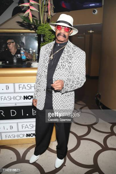 Dennis Graham is seen as Fashion Nova Presents Party With Cardi at Hollywood Palladium on May 8 2019 in Los Angeles California