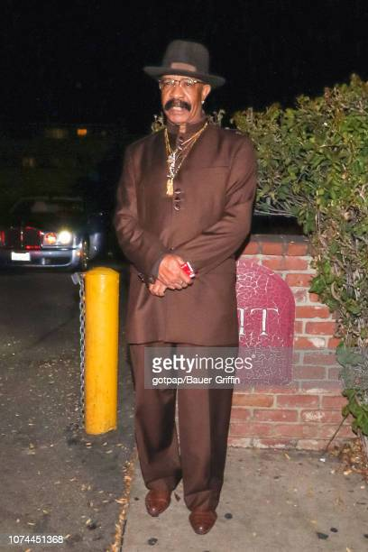 Dennis Graham is seen on December 19 2018 in Los Angeles California