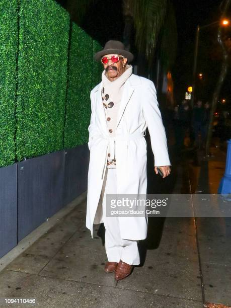Dennis Graham is seen on February 05 2019 in Los Angeles California