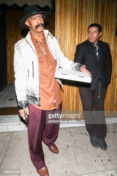Dennis Graham is seen on February 08 2019 in Los Angeles California
