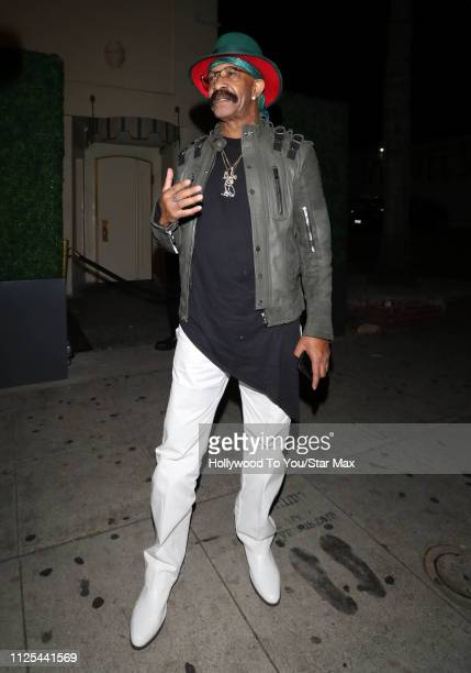 Dennis Graham is seen on February 16 2019 in Los Angeles CA