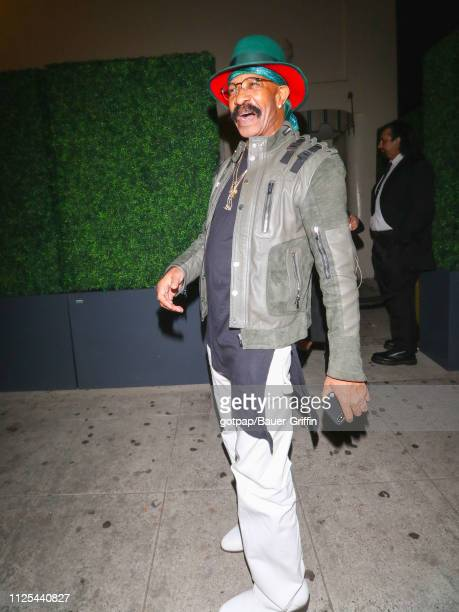 Dennis Graham is seen on February 17 2019 in Los Angeles California