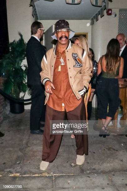 Dennis Graham is seen on January 27 2019 in Los Angeles California