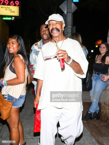 Future is seen at Nobu on July 15 2018 in Los Angeles California